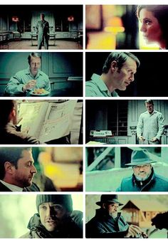 Hannibal S3E08 The great Red Dragon