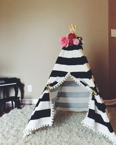 The Itty Bitty Teepee by EEteepees on Etsy https://www.etsy.com/listing/455426736/the-itty-bitty-teepee