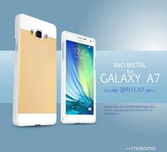 MOTOMO INO METAL ALUMINUM CASE FOR GALAXY A7