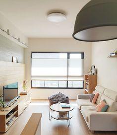桃園 24 坪白色與木頭色的清新感新婚宅 - DECOmyplace 新聞