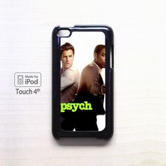 Psych Tv shows for apple case iPod 4/iPod 5