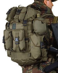 "Battle backpack ""Dune"" M54 