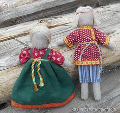 Русские народные куклы - текстильные и тканые изделия, народная кукла. МегаГрад - мега-портал авторской ручной работы