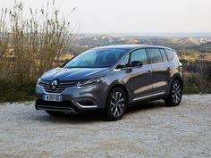 Renault Espace V 1.6 dCi (160 Hp) EDC #cars #car #renault #espace #fuelconsumption