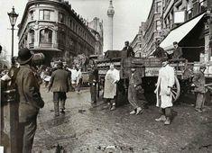 Billingsgate Market | In Photos: London In 1910 | Londonist