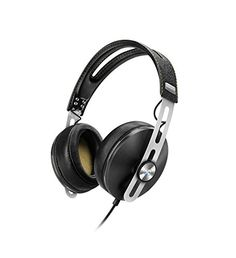 Sennheiser 506249 M2AEI Momentum Around OverEar Stereo Audio Headphones Black *** To view further for this item, visit the image link. (This is an affiliate link and I receive a commission for the sales) #BestHeadphones