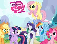 Which 'My Little Pony Character'Are You?