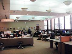 図書館の一階はパソコンが完備されていて、調べものなどの生徒さんで、にぎわっています。ペース大学の詳しい情報はこちらから! http://www.ilisny.com/paceuniversity