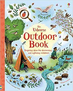 The Usborne Outdoor Book: A. James