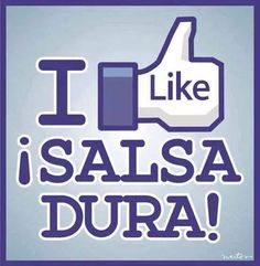 Like salsa