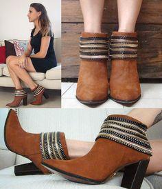 Especial botas - Kaira Andrade (Carrano) para Janela para rua