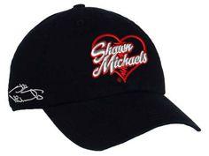 4ae8b1a987e9b Shawn Michaels WWE Classic CLEAN UP Cap Hat World