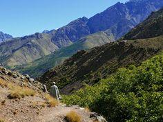 Z GÓRAMI W TLE: Imlil. Nie tylko Toubkal, czyli trekking w Atlasie Wysokim - część druga - przełęcz Tizi n'Mzik Trekking, Atlas Mountains, Morocco, Nature, Travel, Europe, Naturaleza, Viajes, Trips