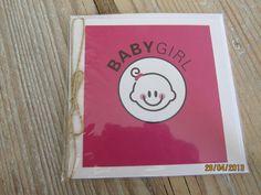 Geboorte meisje