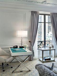 Tiffany Suite at the St. Regis.