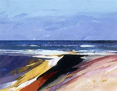 Kinlochbervie by Donald Hamilton Fraser