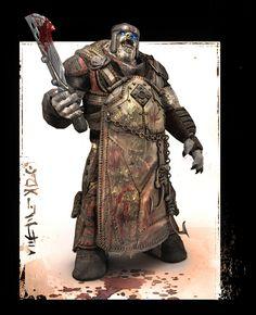 "Gears of war ""Butcher"" concept James Hawkins, Game Character, Character Design, Gears Of War 2, Jessica Nigri Cosplay, Tk Maxx, Video Game Art, Animal Quotes, Creature Design"