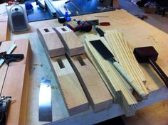 Getting started in woodworking: Building a Japanese Workbench | Digital Woodworker