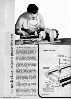 TORNO DE PLATO HECHO DE PIEZAS DIVERSAS FEBRERO 1971 001 copia