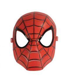 Μάσκα Άνθρωπος Αράχνη Κόκκινη thermoplastic resin