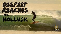 Deepest Reaches For Mollusk Malibu Surf, Diamond Shop, Hang Ten, Silver Lake, California Style, Surfboard, Surfing, Typography, Waves