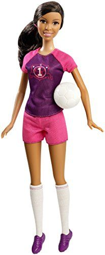 Explore new careers with the Barbie Career dolls! From medicine to professional sports to creative arts these focused females make anything possible! This career doll is ready to achieve her dreams o...