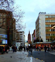 Un viaggio a Francoforte non è solo per affari!