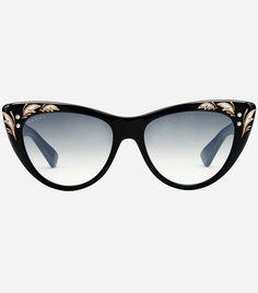 White Gold Round Aquamarine and Diamond Accent Pendant Necklace, Gucci Cat Eye Sunglasses, Sunglasses Women, Women's Oversized Sunglasses, Sapphire Necklace, Cat Eye Frames, Pretty Necklaces, Cat Eye Glasses, Heart Pendant Necklace, Eyewear