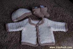 Crochet Cardigan-crochet sweater-crochet for boys