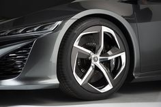 Acura provides first look at possible NSX interior design concept