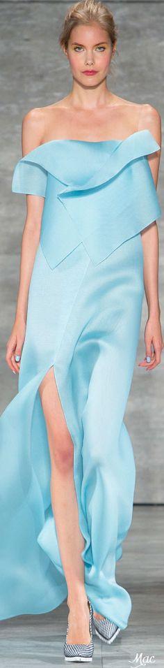 Spring 2015 Ready-to-Wear Angel Sanchez