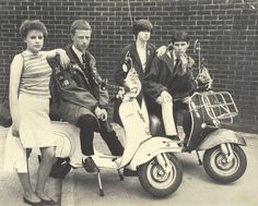 Sixties icon: Mods #music #style