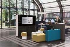 Multimedia | PARCS | Idea Wall | Bene | PearsonLloyd. Check it out on Architonic