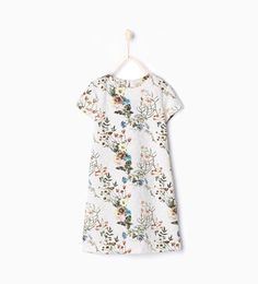 Floral print dress-New this week-Girl-COLLECTION AW15 | ZARA United States