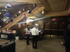 lobby of Michigan Theatre