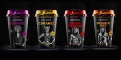Café Royal Eiskaffee — The Dieline - Branding & Packaging