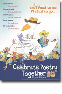Children's Poetry Poster - Posters - Products for Children - Events and Celebrations - ALA Store