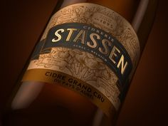 Ciderie Stassen on Packaging of the World - Creative Package Design Gallery