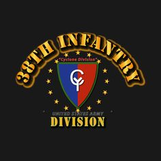 Check out this awesome '38th+Infantry+Division+-Cyclone+Division' design on @TeePublic!