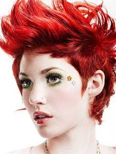 35 idee per il vostro colore di capelli corti! [FOTOGALLERY]