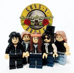 Bandas de lego