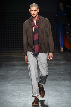 Oliver Spencer Spring 2016 Menswear - Collection - Gallery - Style.com