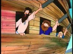 Noach's Ark Spaans filmpje, maar leuk gedaan- misschien zelf bij vertellen? // Really well done film in Spanish. Noah's Ark. El Arca de Noe