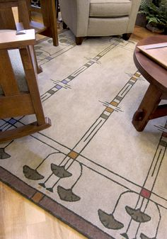 Arts & Crafts Rug - Toms-Price Home Furnishings