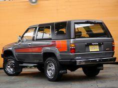 1989 Toyota Hilux Surf (4Runner) by flexdream