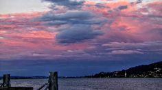Today the sky was spectacular on the opposite horizon at sunset #bodenseepage #pictureoftheday #sunset #dawn #skyporn #nature #LakeConstance #Germany #bluehour #landscape #landscape_lovers #awesomeshots #atardecer #crepúsculo #naturaleza #lago  #LagodeConstanza #reflexión #horaAzul #Alemania  #sonneuntergang #dämmerung #natur #Höri #bodensee #Deutschland #kodak_photo #kodakpixpro #AZ362
