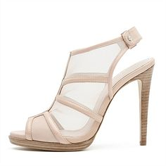 Love loveee the Tie Breaker Bootie is wearable all year around in our climate and is perfect with bare legs or tailored pants. Nude Shoes, Strong Women, Take That, Platform, Booty, Tie, Legs, Pants, Wedding