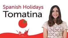 Video de la Tomatina en castellano