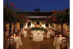 Mr & Mrs Smith - Hacienda de San Rafael