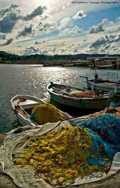 Kanoni- Corfu